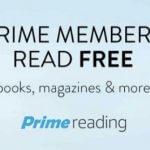 Amazon Prime Readigのロゴ