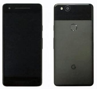 Google Pixel 2のリーク画像