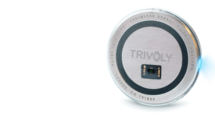 Trivoly turns your watch into a smartwatch with fitness tracker