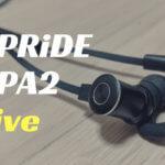 JPRiDE JPA2 Liveレビュー