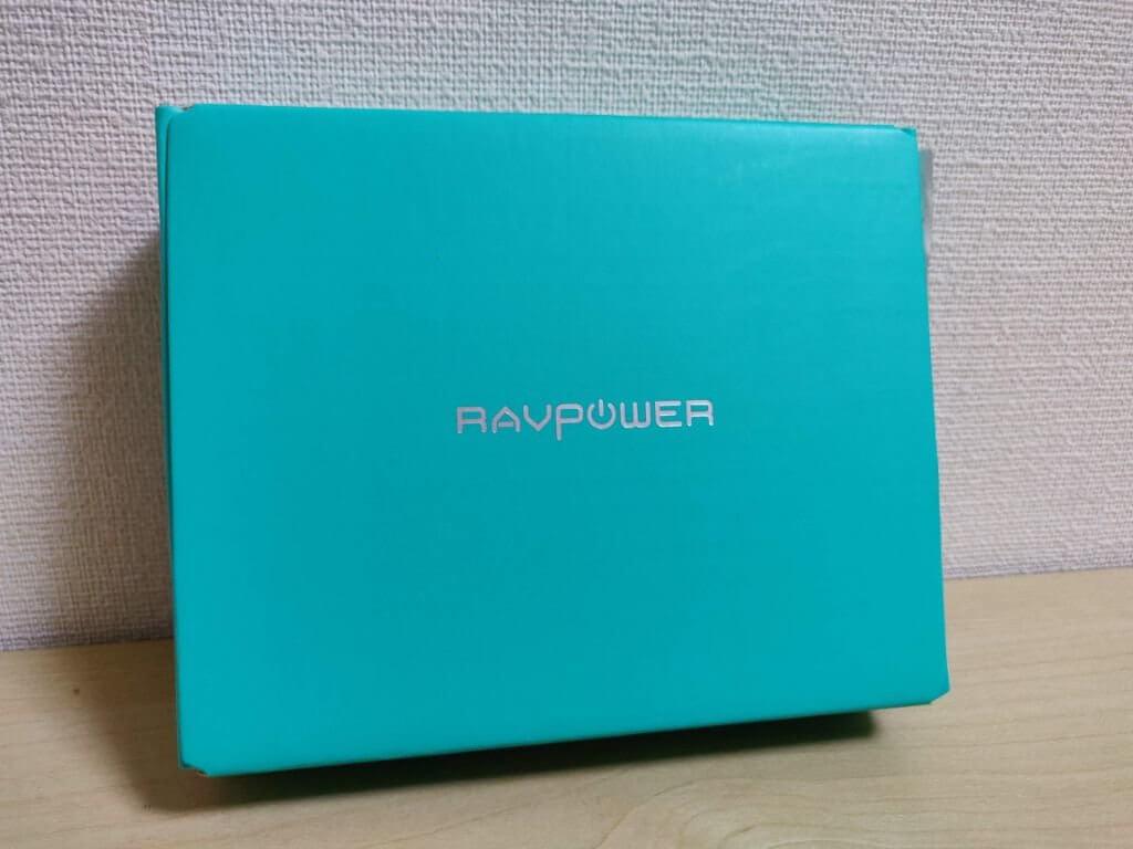RAVPower RP-PB125 ブラック 外箱