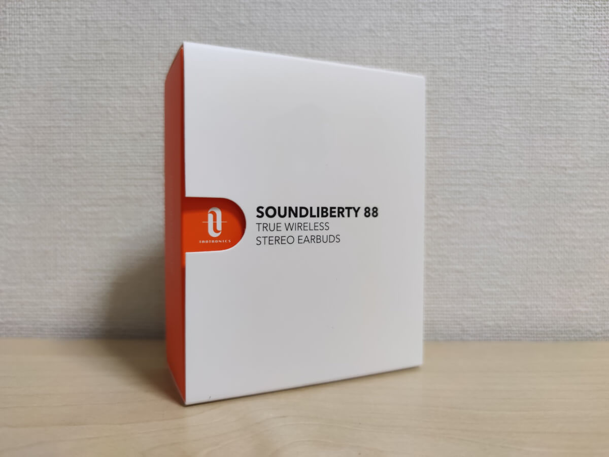 TaoTronics SouncLiberty 88の外箱